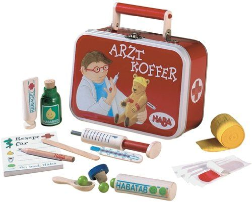 New Doctors Medical Kit by Haba