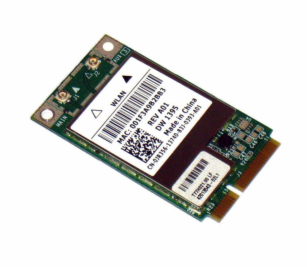 Dell Latitude D830 Wireless Laptop Card DLL JR356
