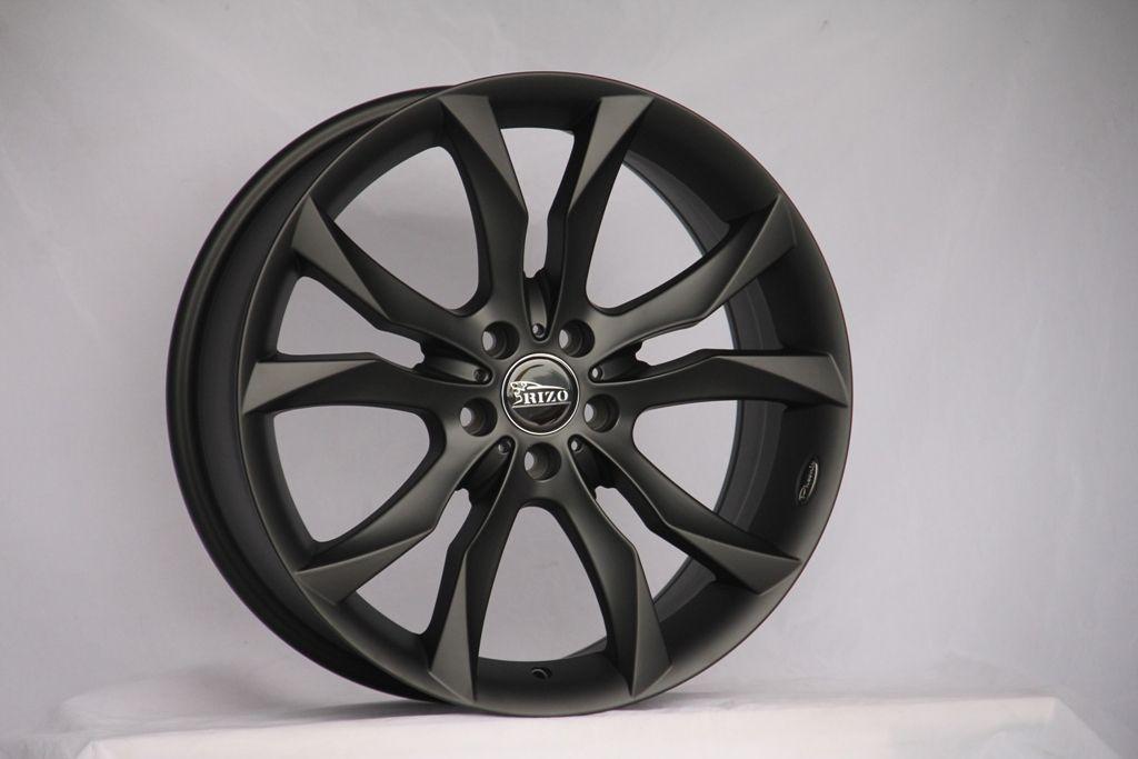 18 Matt Black Wheels Rims Nissan Altima Maxima 300zx 350Z