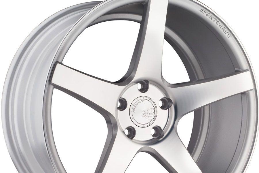 335 Coupe Cabrio Avant Garde M550 Concave Silver Wheels Rims