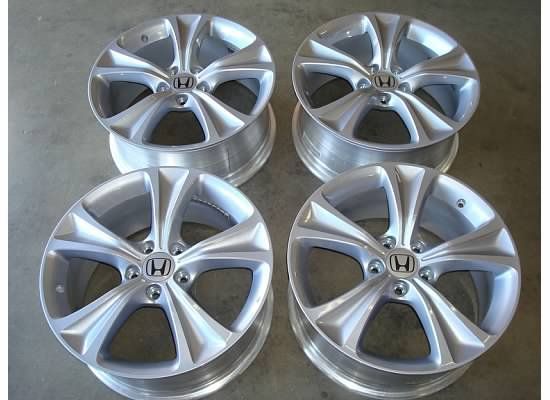 18 Honda Accord Wheels Rims EX EX L V6 2011 2012 Factory Coupe 2dr