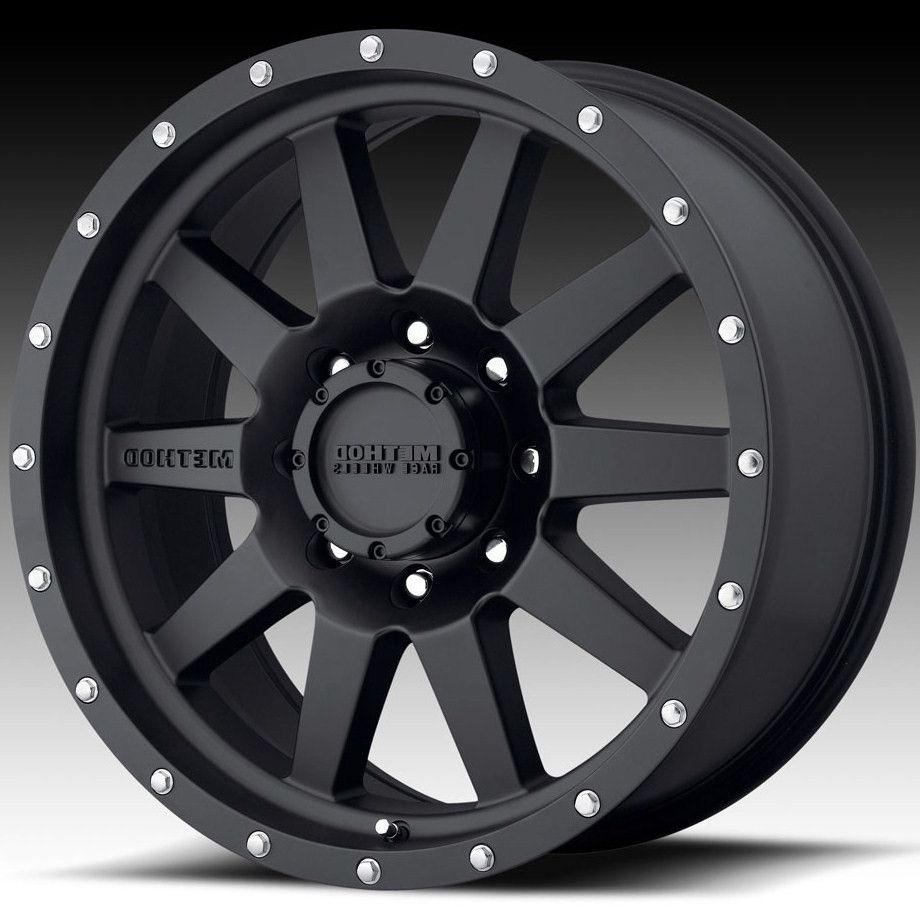 17 Method Race Wheels Rims Chevy GMC 1500 6 Lug 6x5 5