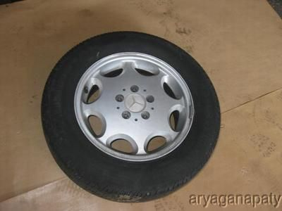 97 00 Mercedez W202 C220 C230 C280 Wheel Rim Stock