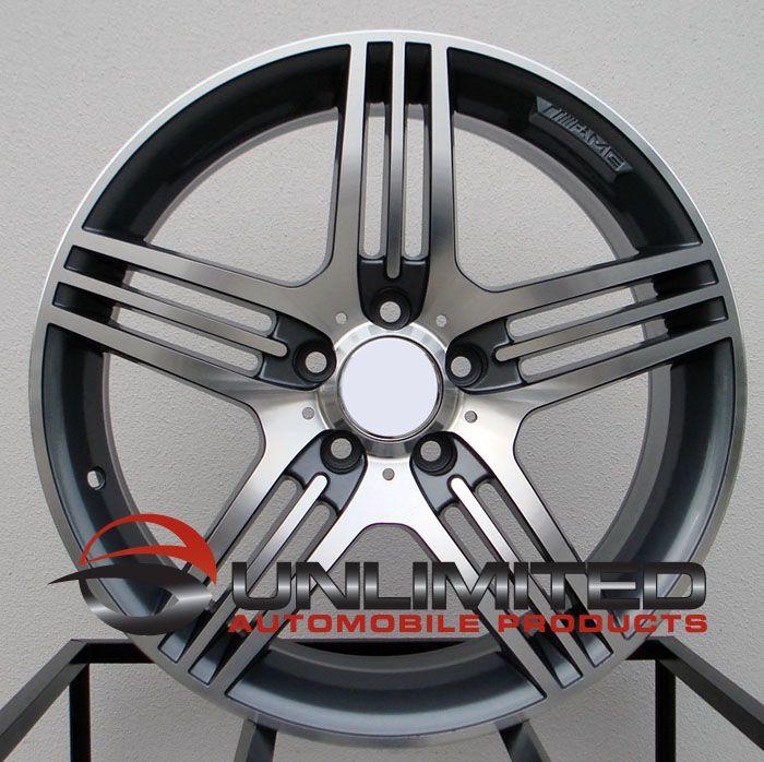 19 AMG Style Wheels Rims Fit Mercedes C230 C240 C280