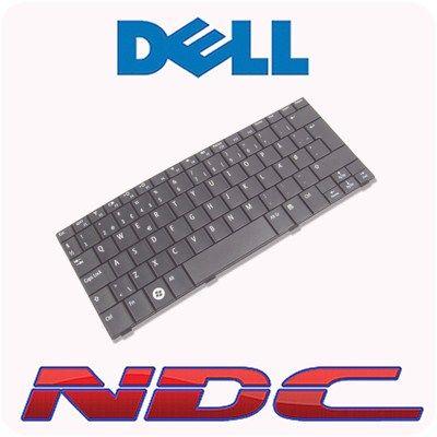 NEU DANISCHE Tastatur Fuer Dell Inspiron Mini 10 1010 Netbook Notebook