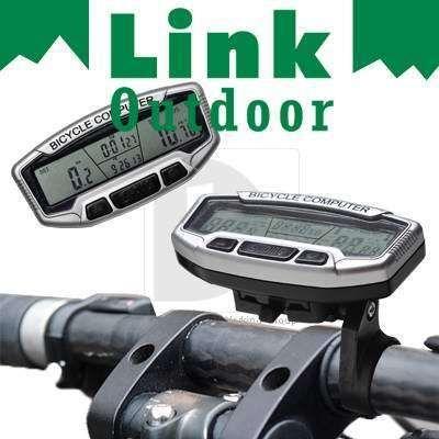 LCD Bicycle Bike Computer Odometer Speedometer DB085