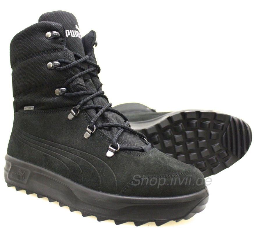 puma gore tex boots